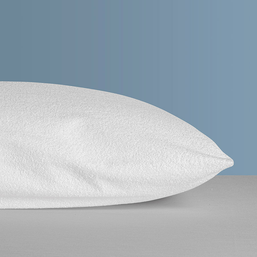 Funda protectora de almohada Rizo/PU