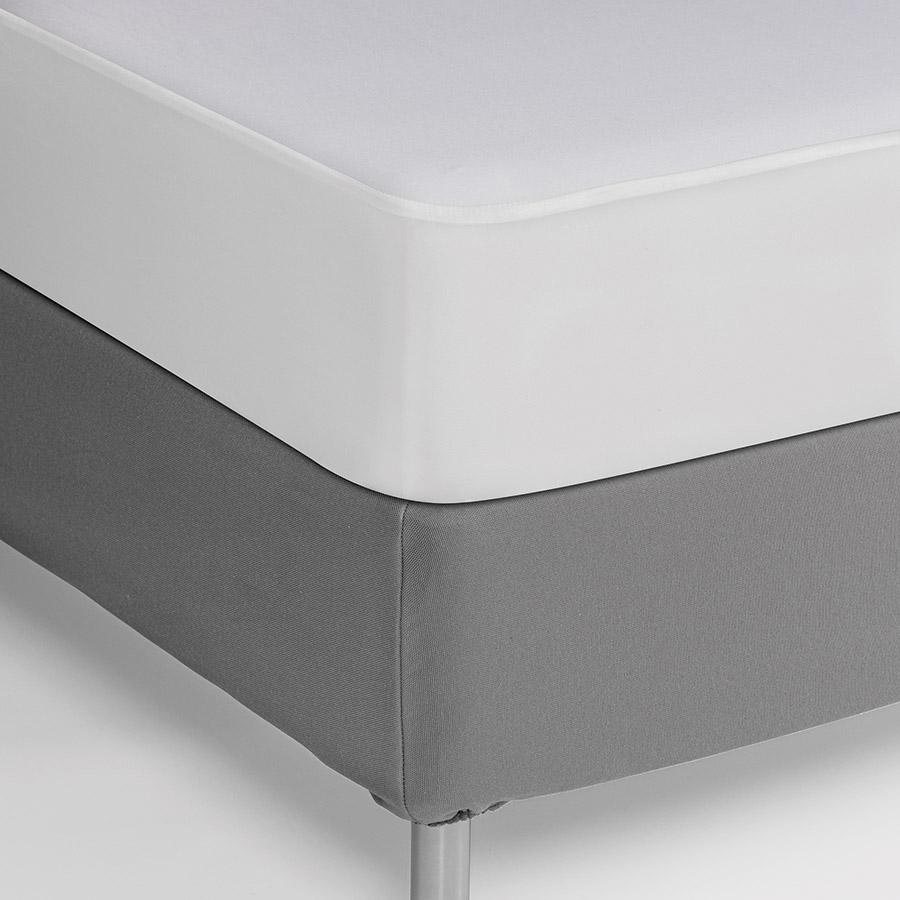 Protector de colchón Sandwich Muletón/PU/Rizo